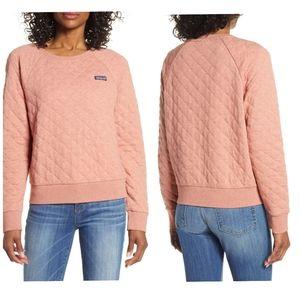 Patagonia | NWT Diamond Quilt Sweater